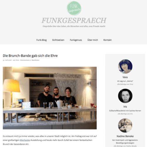 Blogseite Funkgespraech.de